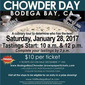 Chowder Day