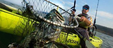 Kayak fishing has strong following among Sonoma Coast anglers