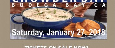 Chowder Day – January 27, 2018