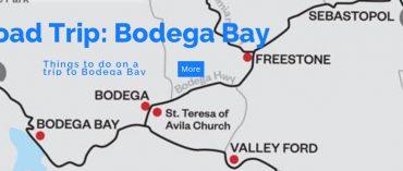 Road Trip: Bodega Bay