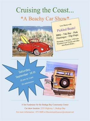 Cruisin The Coast A Beachy Car Show Sept Th The Official - Bay area car shows this weekend