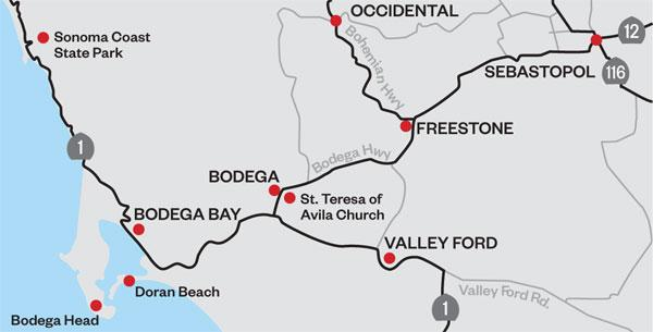 Bodega Bay Area Activities | Things To Do | Camping | Parks ...