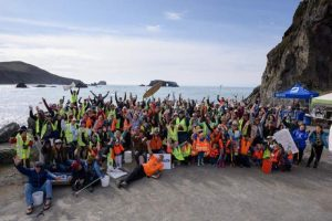 World Water Day Sonoma Coast Cleanup @ Goat Rock and Salmon Creek Beaches