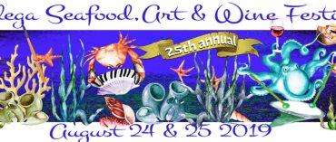 Bodega Seafood, Art & Wine Festival