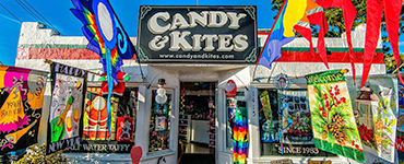 Candy And Kites