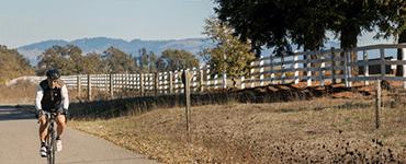 Joe Rodota Trail
