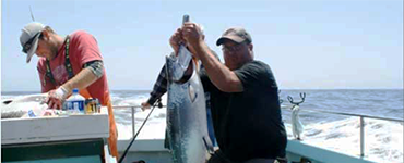 Bodega Bay Sports Fishing Center