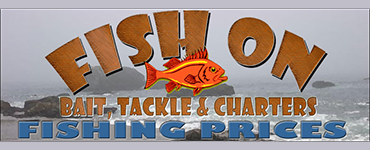 Fish On Bait, Tackle And Charters